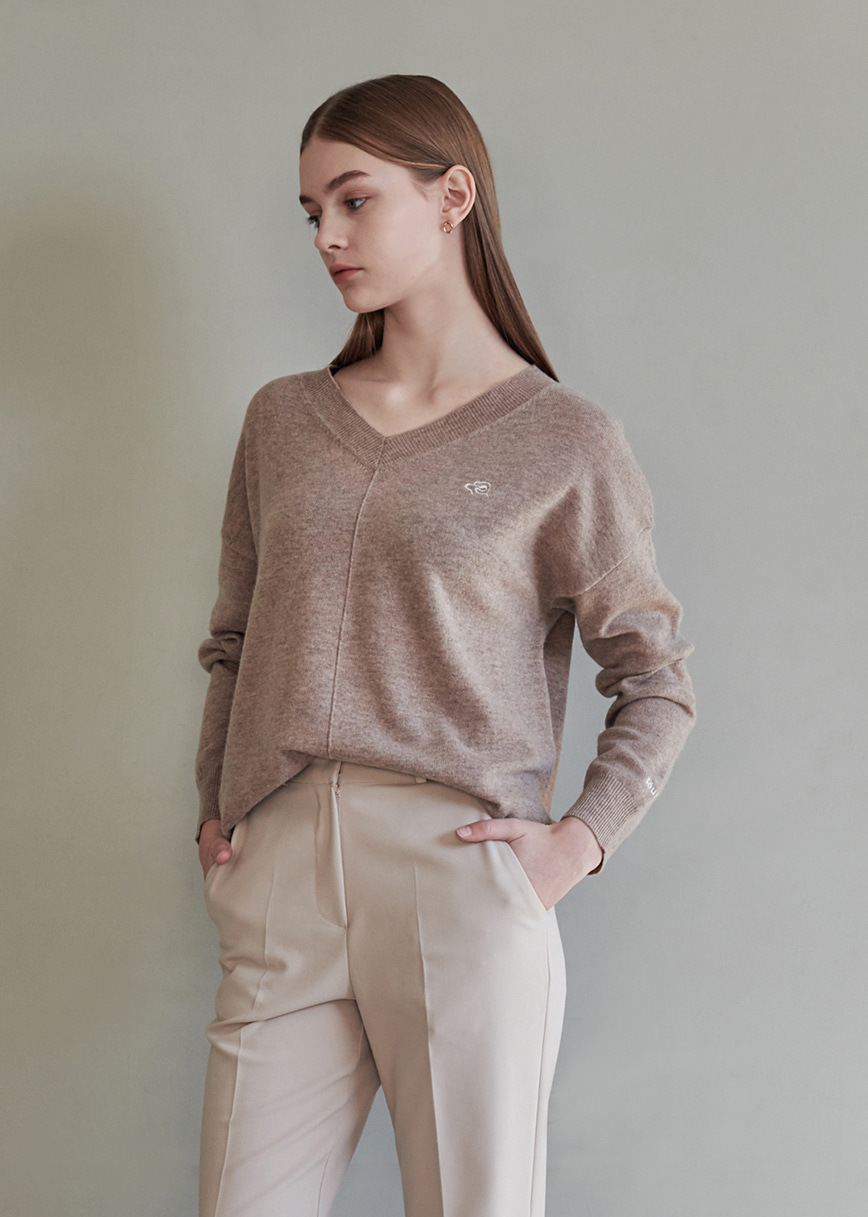 Back To Nature_10% Cashmere 90%Wool